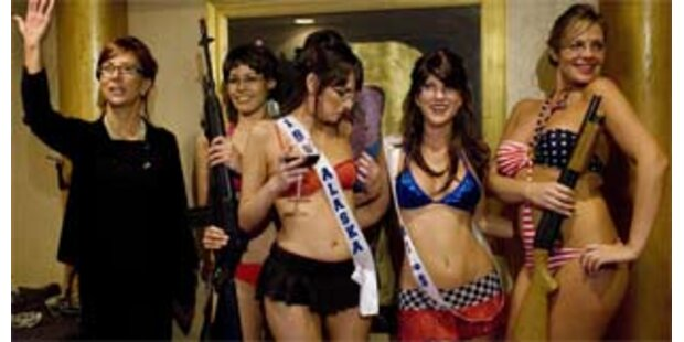 Stripclub suchte bestes Palin-Double