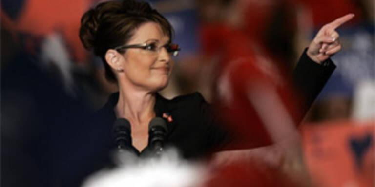 Palin will 2012 US-Präsidentin werden