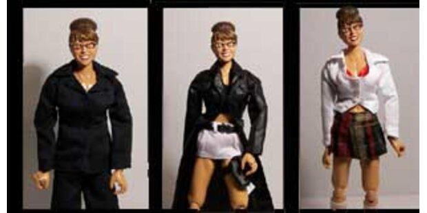 Sarah-Palin-Puppe im Minirock ist Verkaufshit