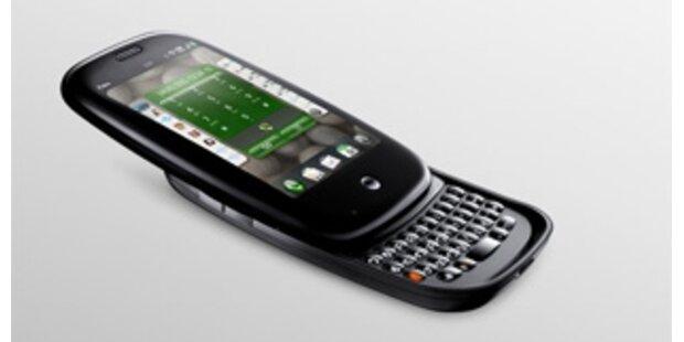 Palm überrascht mit neuem Smartphone