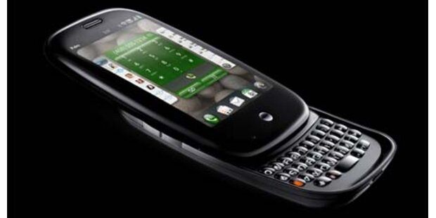 Palm Pre greift das iPhone in Europa an