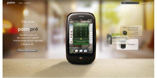 Nokia könnte bei Palm einsteigen