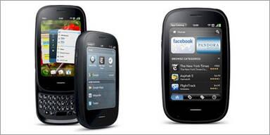 HP startet mit Palm Pre 2 am Handy-Markt