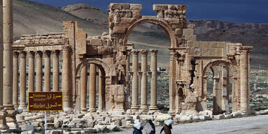 ISIS-Miliz bedroht antike Perle