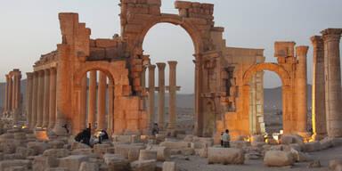 Armee vertreibt IS-Terroristen aus Palmyra