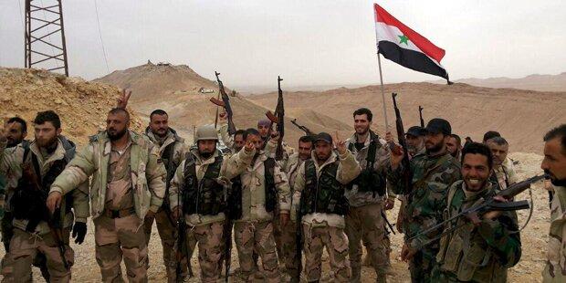 Syrien: Armee eroberte Palmyra ganz zurück