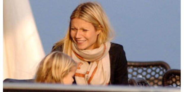 Gwyneth Paltrow schwingt den Kochlöffel