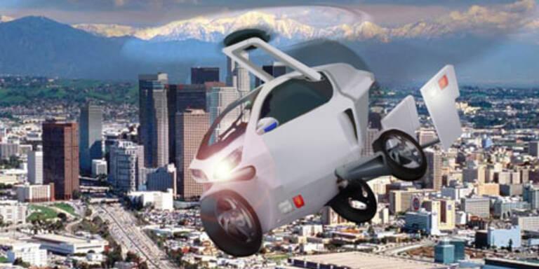 Pal-V baut das erste fliegende Auto