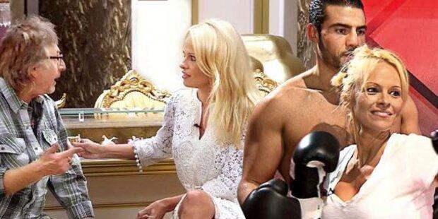 Pamela verdreht Martin Semmelrogge den Kopf