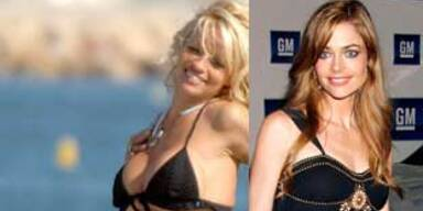 Pamela Anderson, Denise Richards