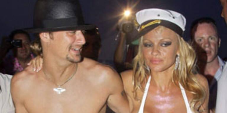 Kid Rock und Pamela Anderson