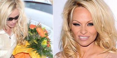 Pamela Anderson macht Wien unsicher