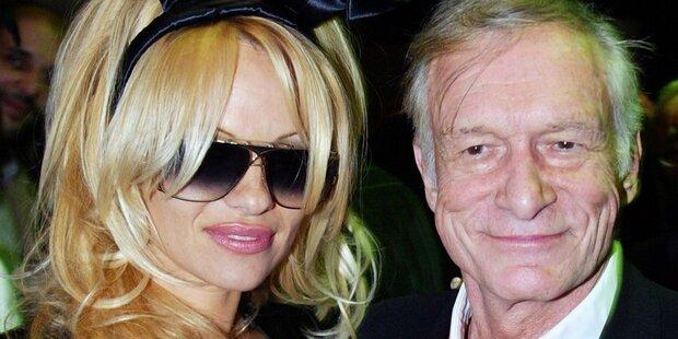 Pamela: (Zu) heiße Orgie in Playboy-Villa