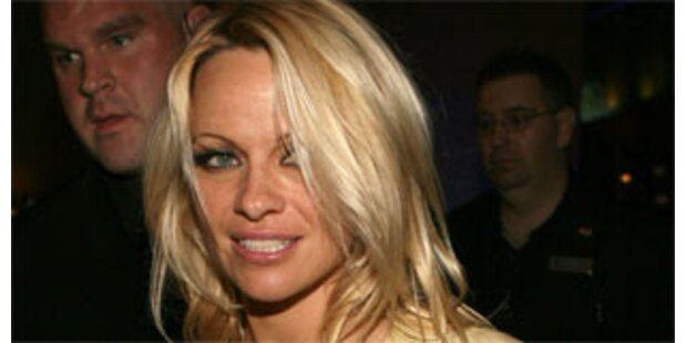 Pamela Anderson unauffindbar