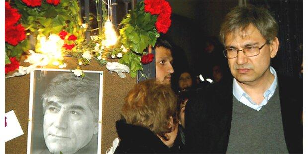 Nun auch Drohung gegen Nobelpreisträger Pamuk