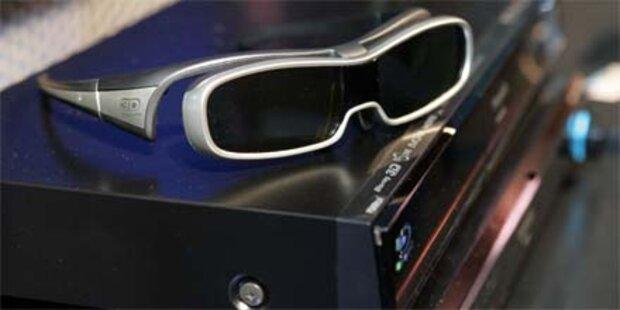 Blu-ray HDD-Rekorder für 3D-TVs