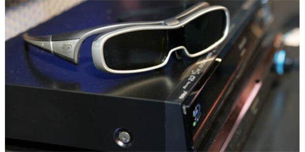 3D-TVs von Panasonic starten im Frühjahr