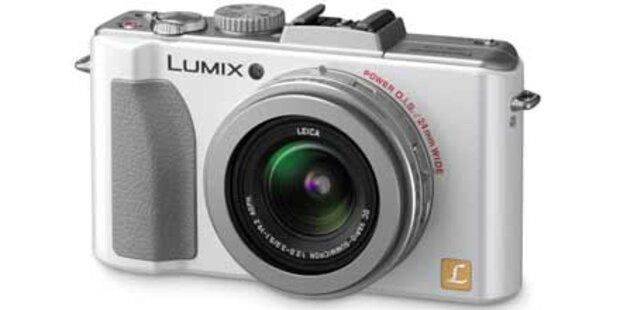 Neue Top-Kompaktkamera von Panasonic