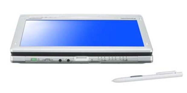 Neuer Tablet-PC im Convertible-Stil