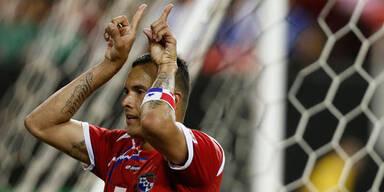 Mexiko und Panama im Halbfinale