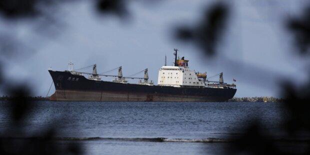 Panama will Waffen-Frachter freigeben
