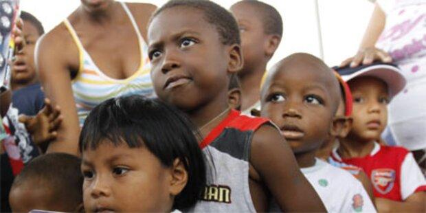 Panama: Eine Million ohne Wasser