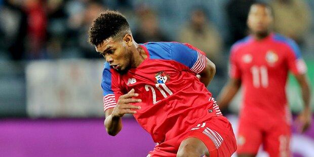 1:2 - Panama verpasst ersten WM-Sieg