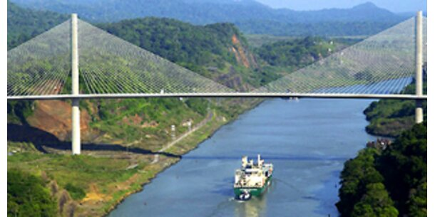 Panama-Kanal wird ausgebaut