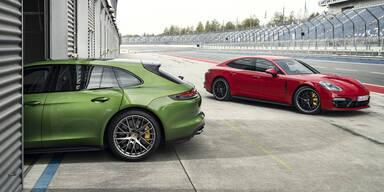 Porsche bringt Panamera (ST) als GTS
