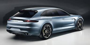 So kommt der Porsche Panamera Kombi