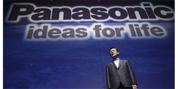 Panasonic und Sanyo fusionieren zu japanischer Nummer eins