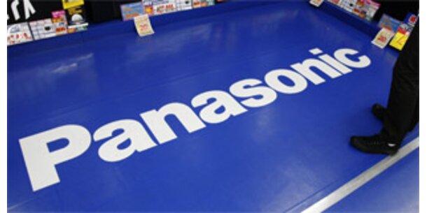 Panasonic streicht 15.000 Jobs