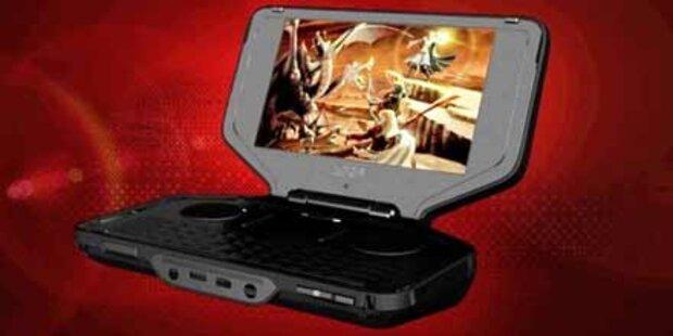Panasonic bringt DS- und PSP-Gegner