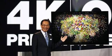 Panasonic zeigt OLED-TV & 20-Zoll-Tablet