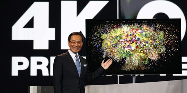 Jetzt starten Ultra-HD-TVs richtig durch
