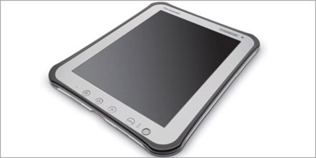 Panasonics Toughbook setzt auf Android