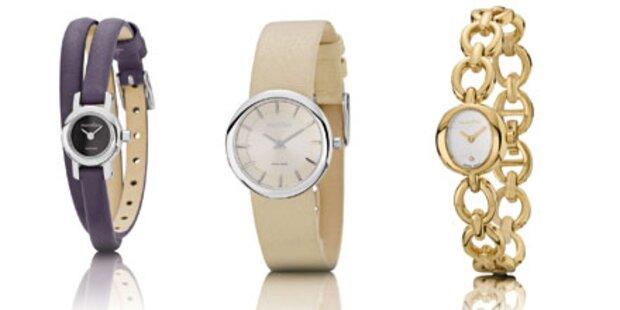 Uhren, wertvoll wie ein Diamant
