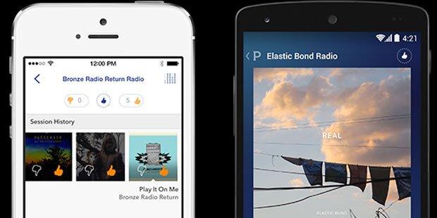 Pandora will auch in Europa starten