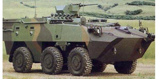 Tschechien will 199 Steyr-Panzer doch nicht