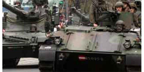 Tschechien soll 107 Pandur-Radpanzer bekommen