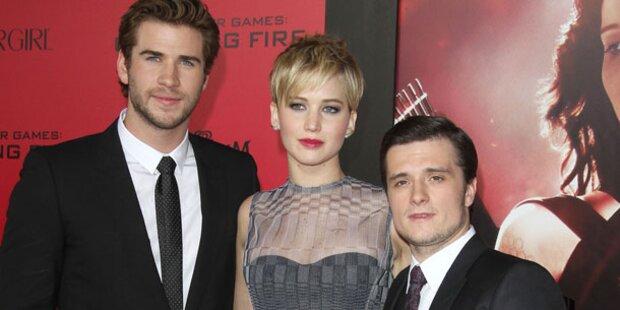 Ganze Welt feiert »Hunger Games«