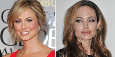 Angelina Jolie, Stacy Keibler