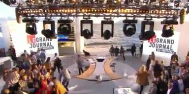 Tatort Filmfestspiele: Schüsse in Cannes