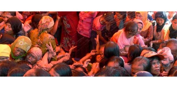 23 Tote bei Massenpanik in Indonesien