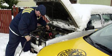 Extrem-Situationen für Autos & Batterien