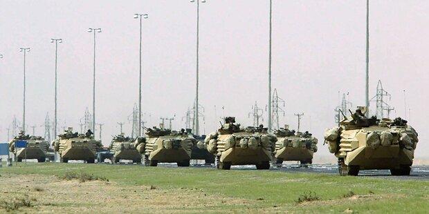 USA verlegen Panzerbrigade an EU-Ostgrenze