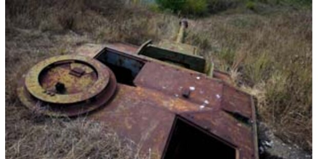 Deutsche klauten Wehrmachtspanzer in Bulgarien