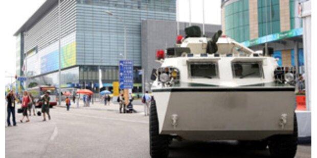 Panzer in Peking