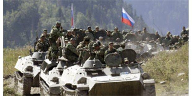 Duma für Anerkennung der abtrünnigen Provinzen