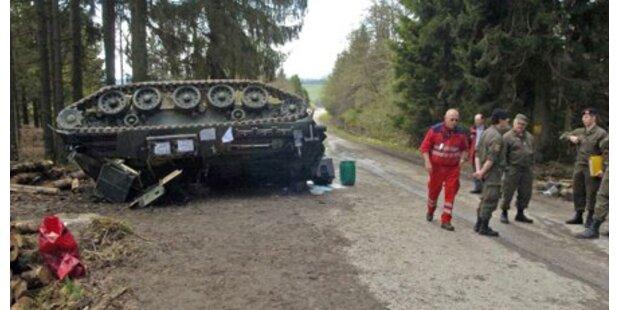 Erneut Unfall bei Bundesheer-Übung